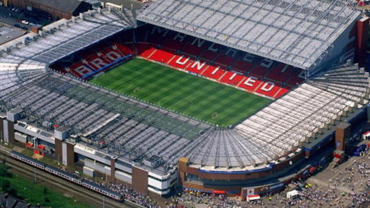 Suspicious package found at Manchester United