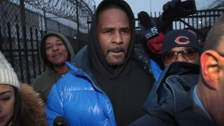 R. Kelly appears in Chicago court as prosecutors turn over 'pornographic' video evidence