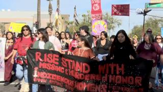 Native American Women movement