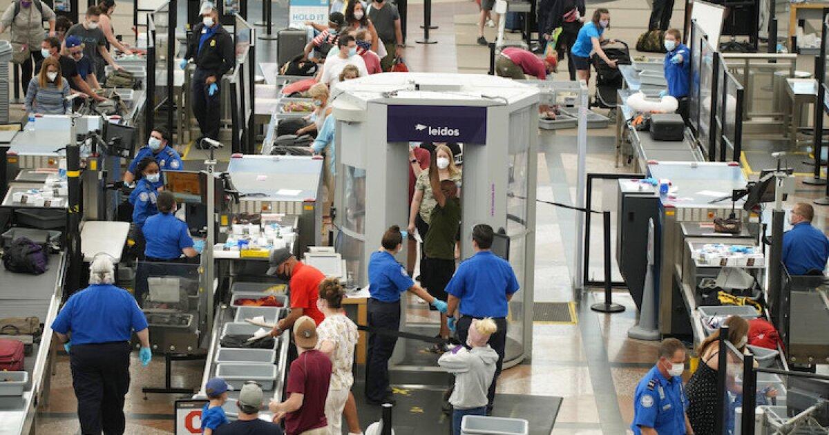 New U.S. policy on international COVID-19 travel requirements begin Nov. 8