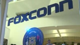 Foxconn awards contracts to three 'Wisconsin based companies'