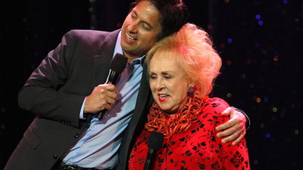 Actress Doris Roberts has died