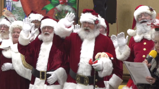Santa School is real, and the training is tougher than you think