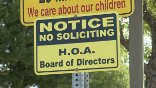 Solicitor sign