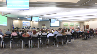 Boise City Council Meeting