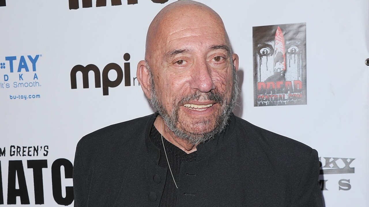 Sid Haig, 'House of 1000 Corpses' star and horror movie legend, dead at 80