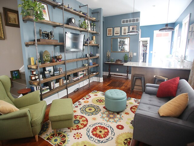 Home Tour: This 'kinda tiny' house is a big part of the Northside neighborhood tour