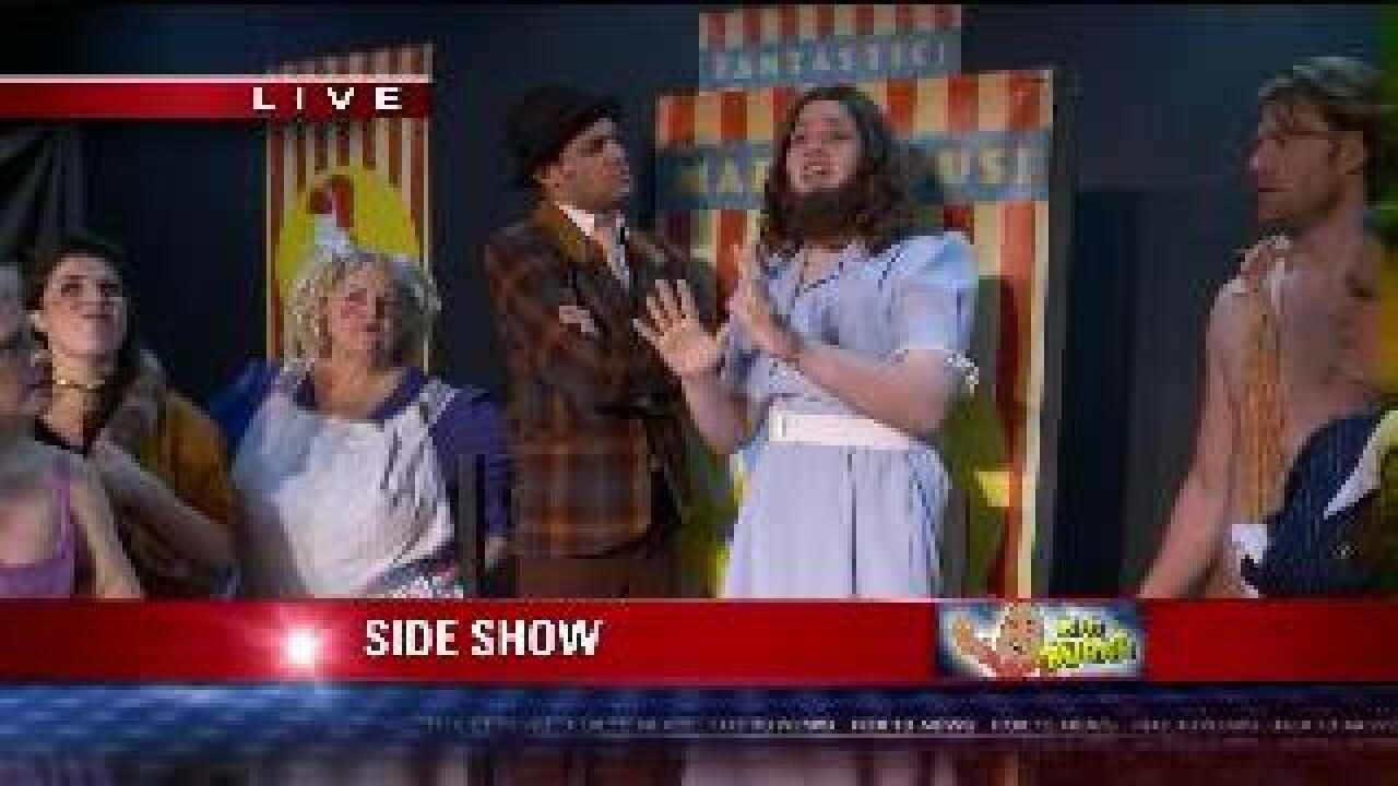 Utah Musical Theatre Company perform scene from 'Side Show'