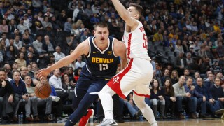 Jokic, Nuggets bottle up Harden and Rockets in 105-95 win