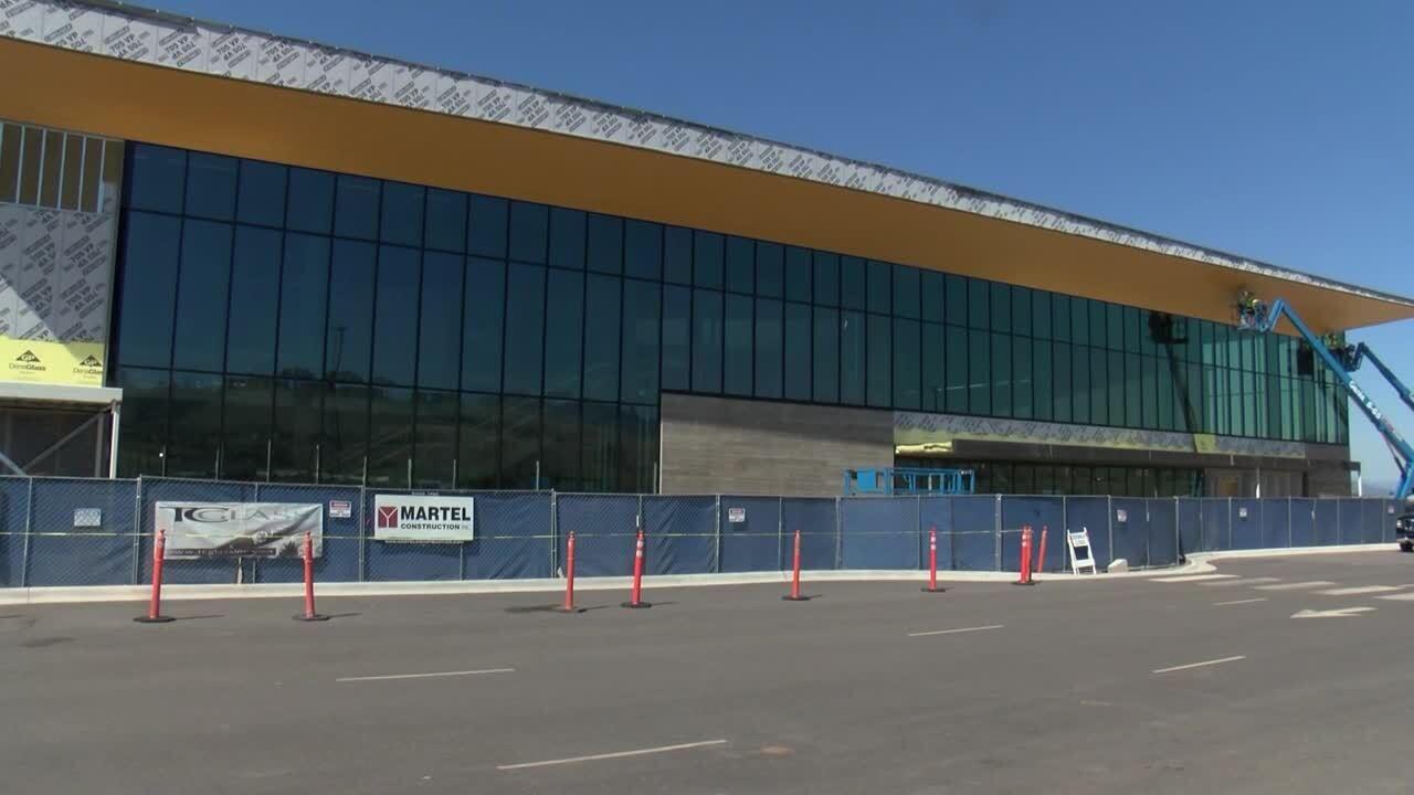 missoula airport new terminal