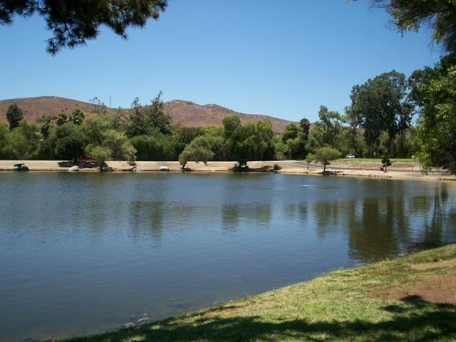 Where to camp in San Diego County