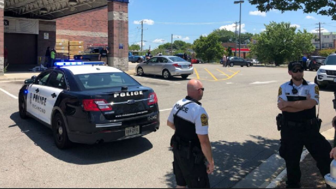Man found with life-threatening injuries outsideLowes