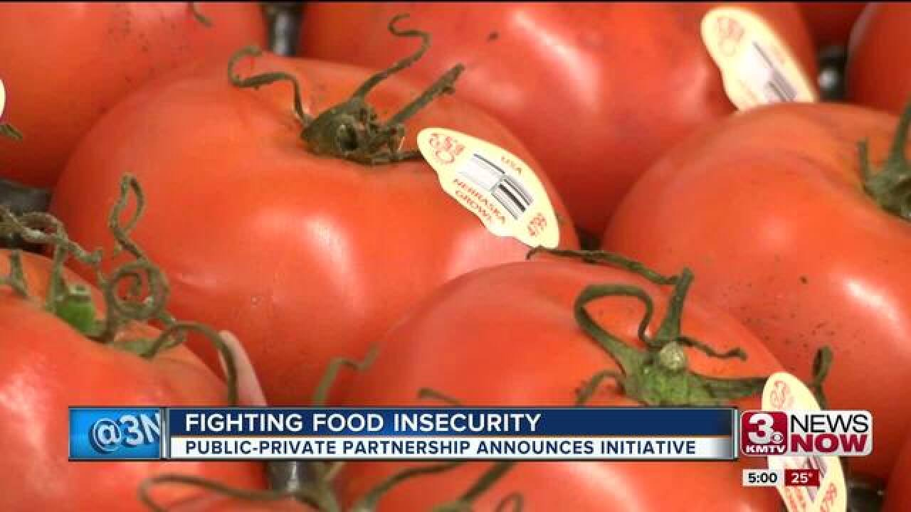 Effort fights food insecurity in metro
