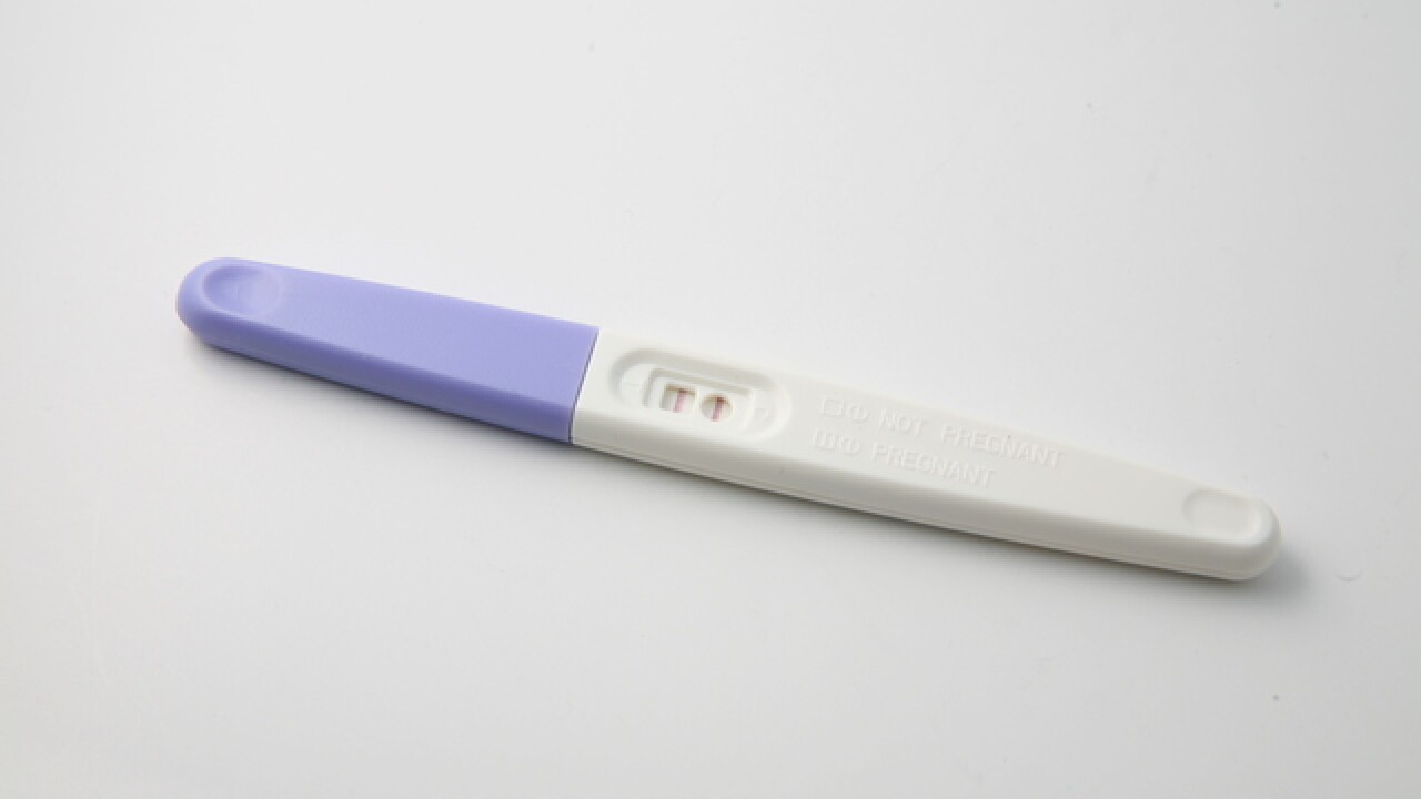 More than 58,000 pregnancy tests recalled