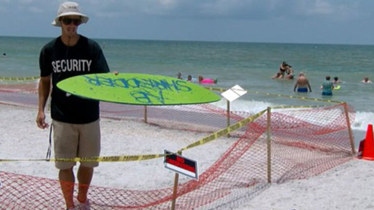 New private property beach law causing confusion