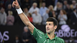 New No. 1 in tennis after Djokovic wins 17 Grand Slam title