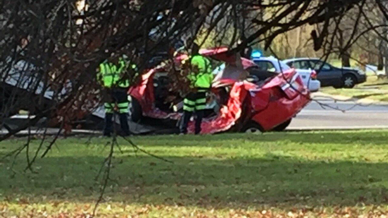 PD: Teenage driver dies in Florence crash