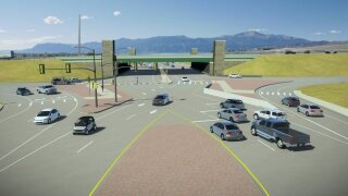 Powers and Research interchange one of many major road projects on tap for 2021