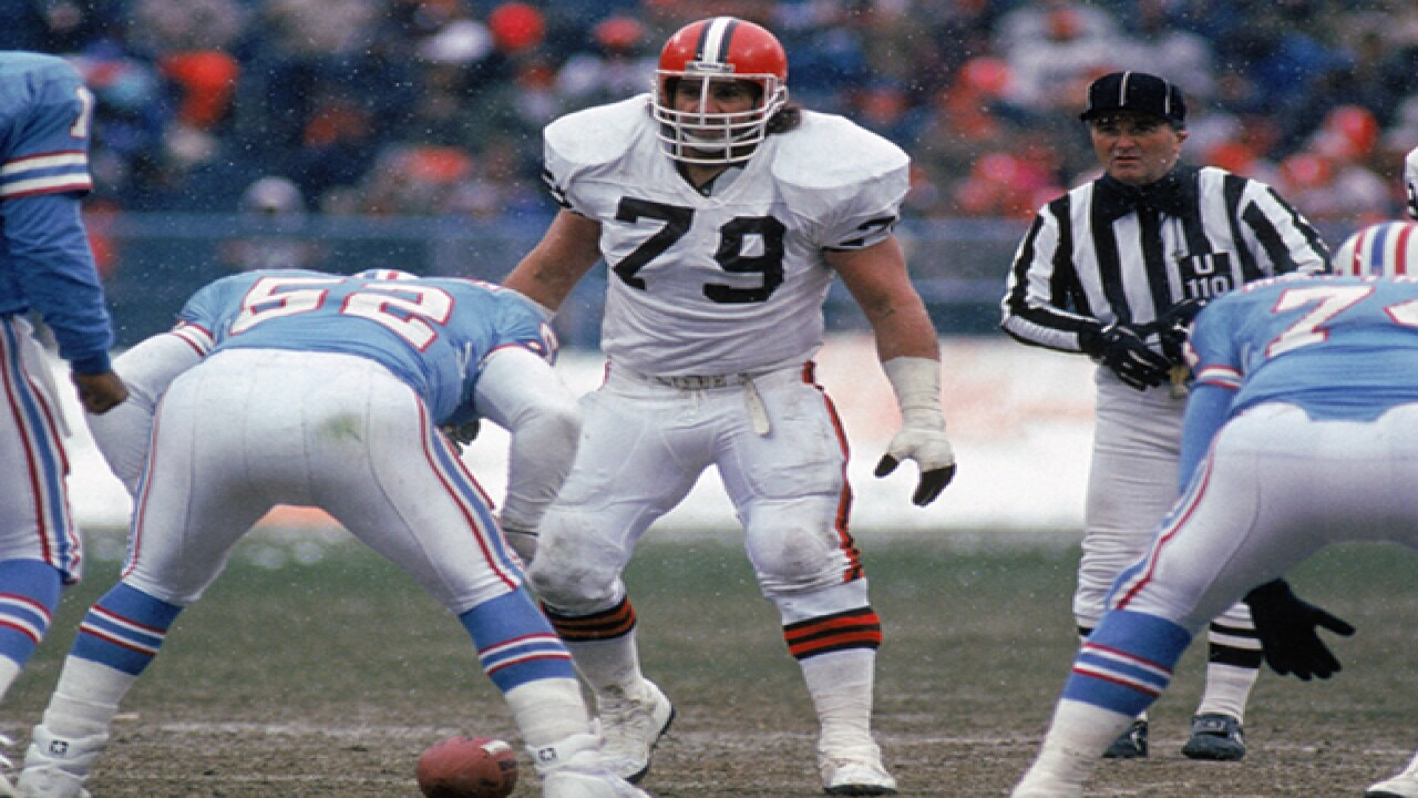 Cleveland Browns to induct 2 Legends in Week 3