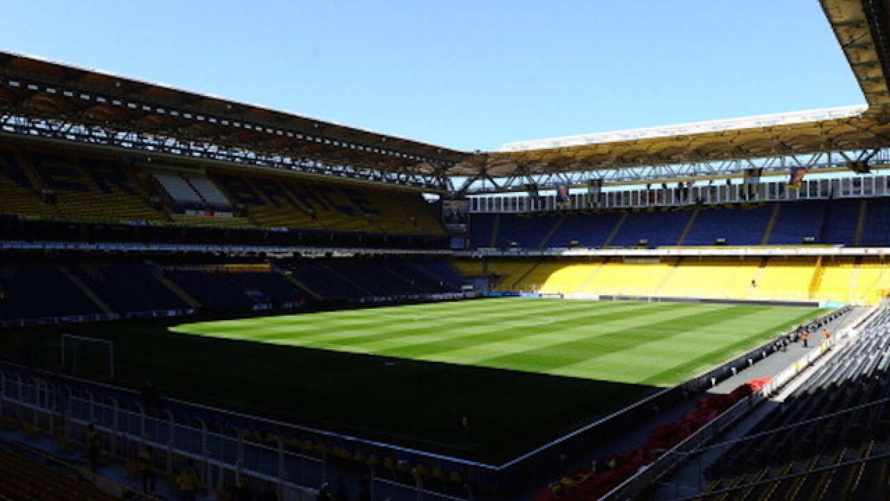 Turkish soccer match canceled due to threat