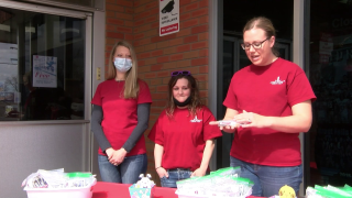"""The Junior League hosted """"Laundry Day"""" in Great Falls"""