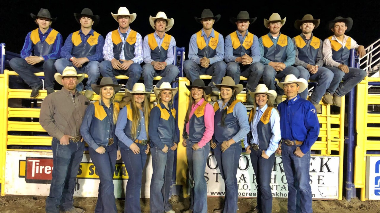 Montana State Rodeo