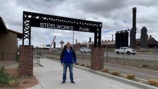 Steelworks Park in Pueblo