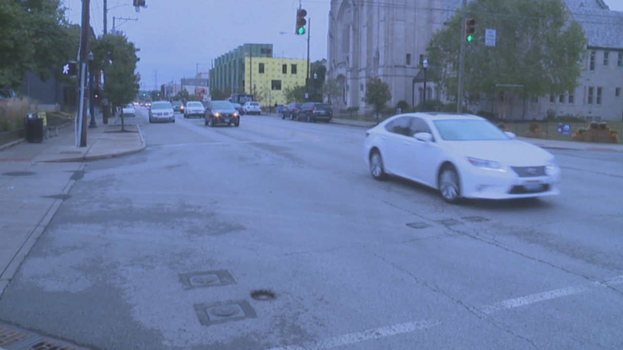 Oakley Vision Zero_Traffic On Madison.PNG