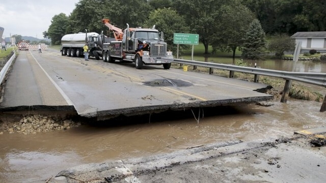 Gov. Walker: Flood damage tops $200 million