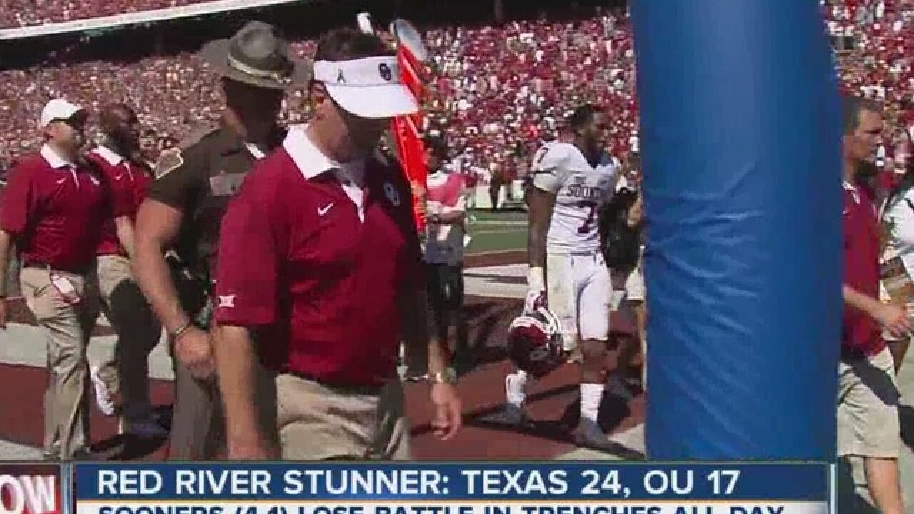 Oklahoma, Texas to face off for 111th time