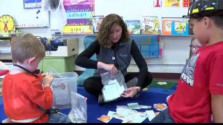 One Class at a Time: Alberton Elementary