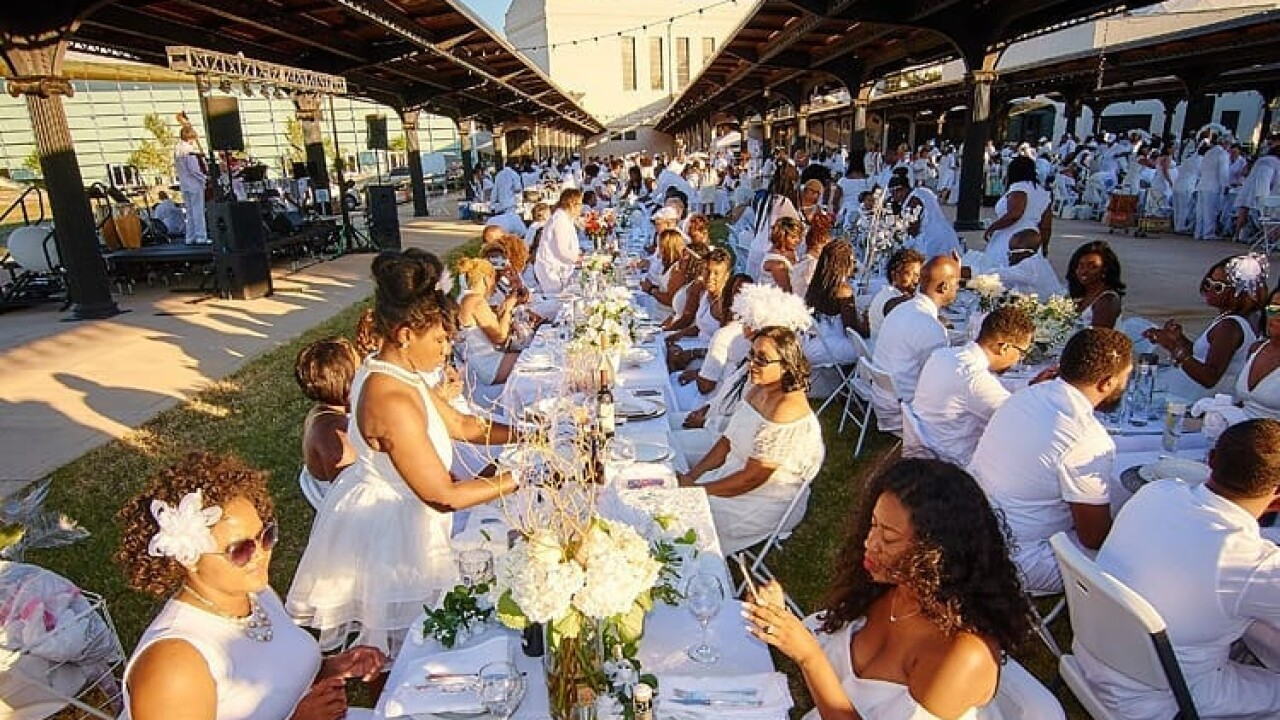 Le Diner en BlancRichmond