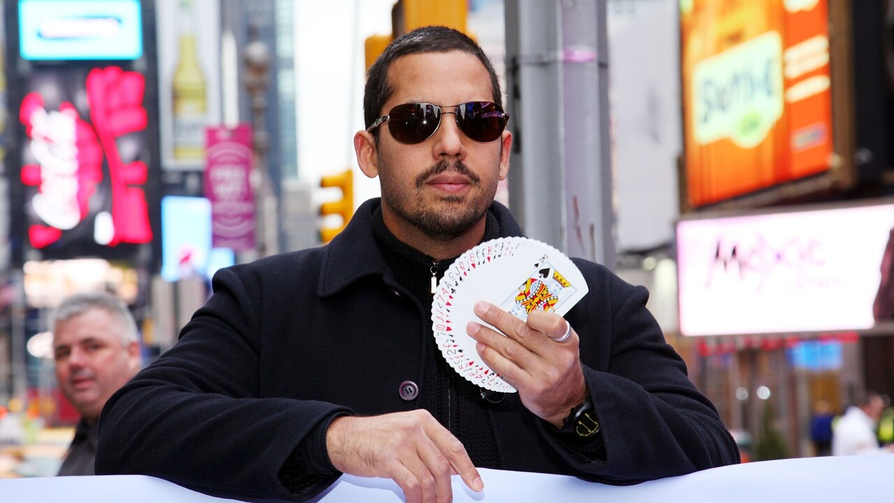 Magician David Blaine under investigation for sexual assault