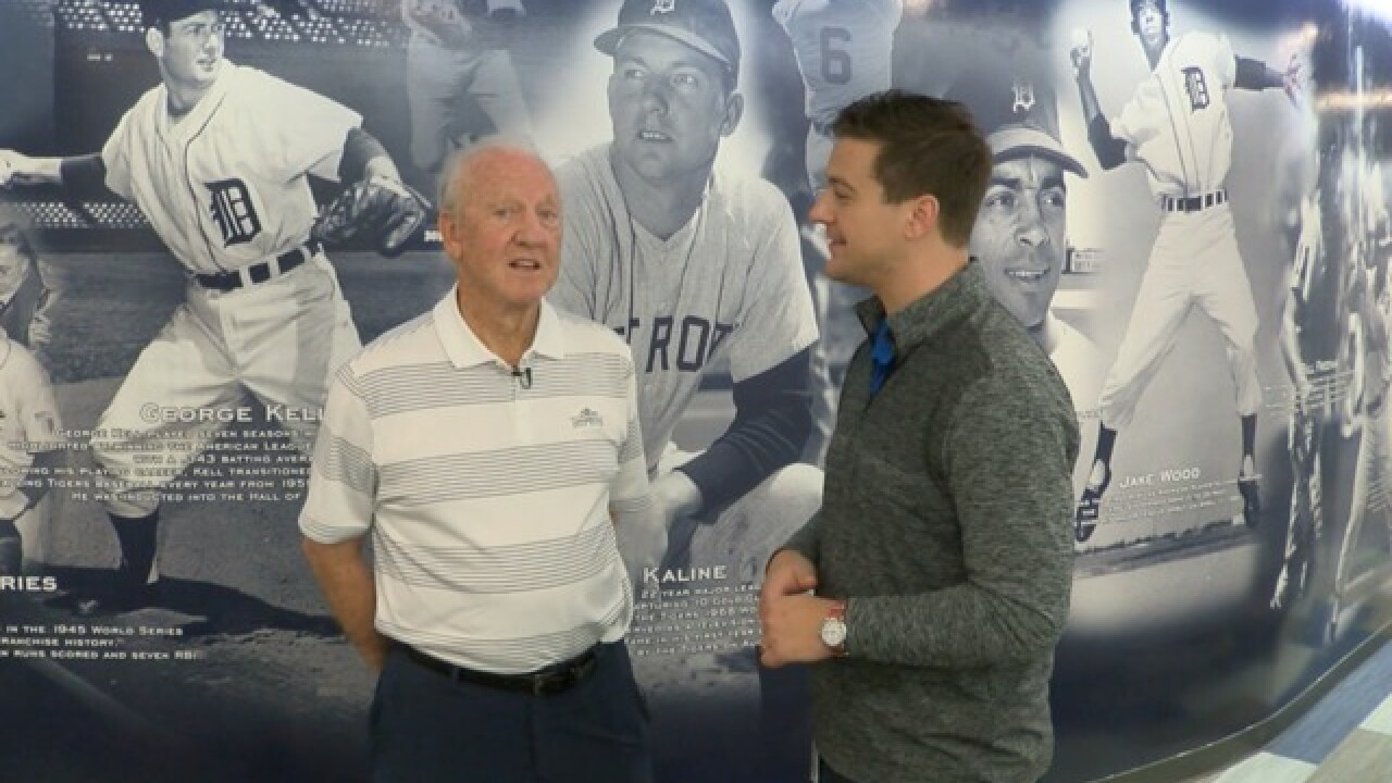 Al Kaline Eager To Show 1968 Tigers The Citys