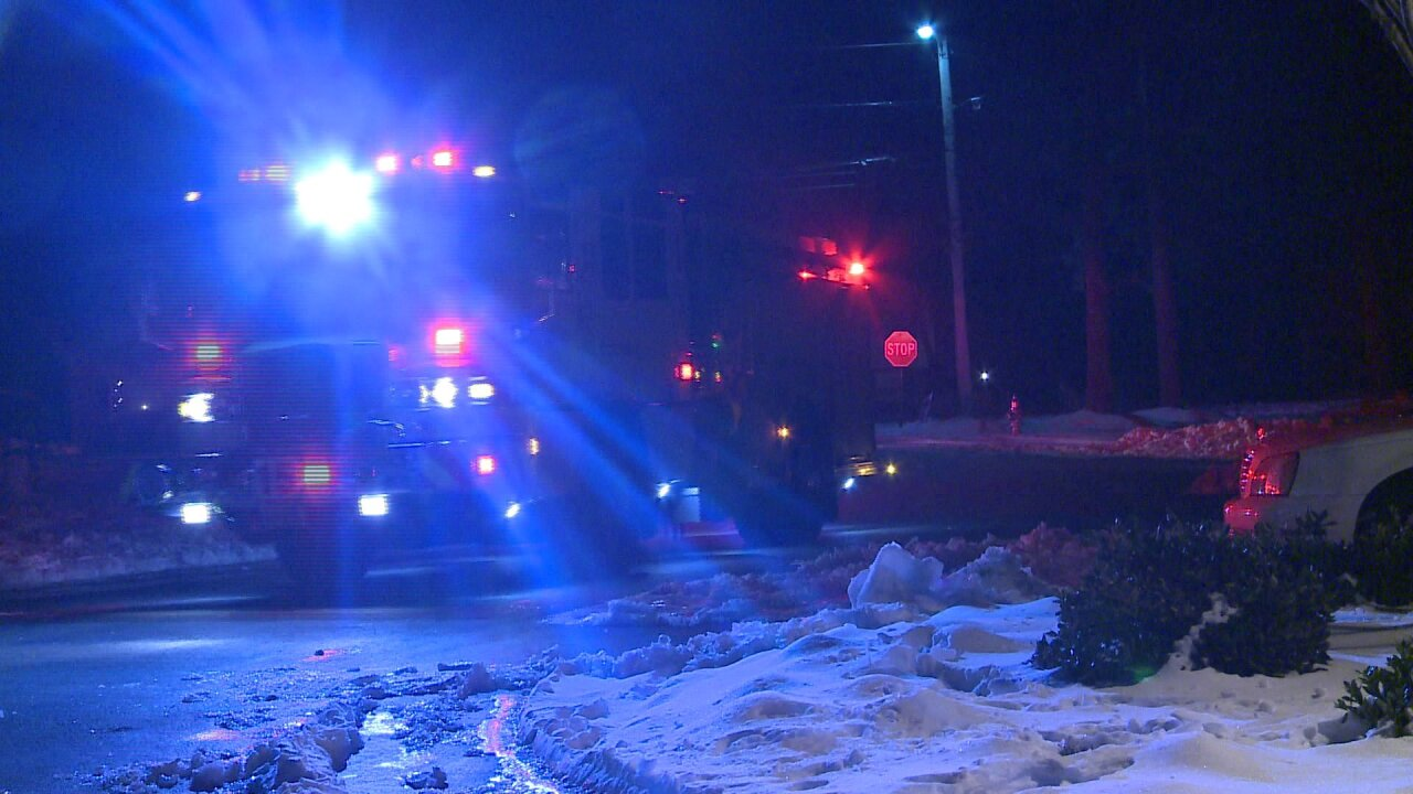 How cold is it? Ask a firefighter, police officer, orEMT.