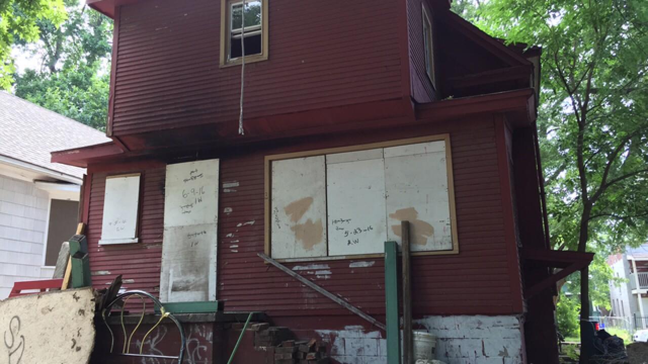 Battling blight in Northeast Kansas City