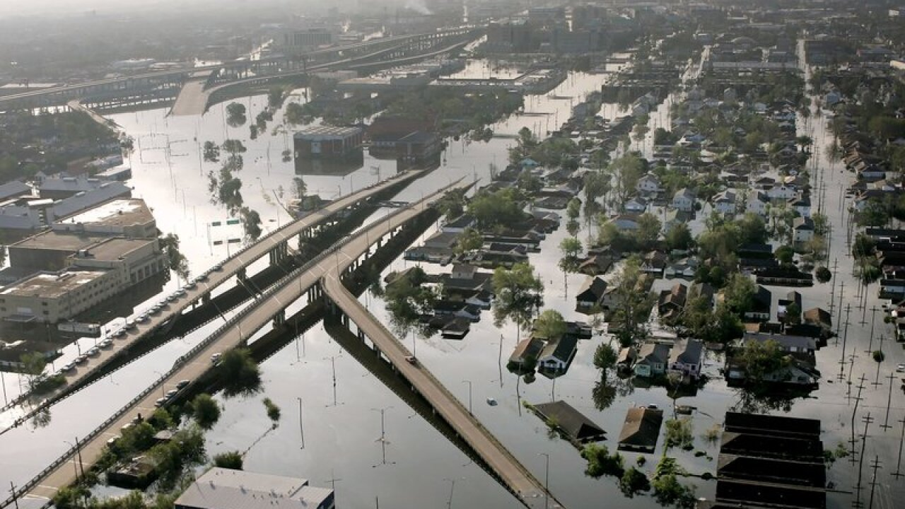 The most destructive hurricanes are hitting US more often