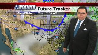 Juan Acuña's weather for Sept. 20, 2021