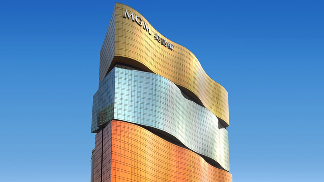 Macau government extends MGM Resorts license to 2022