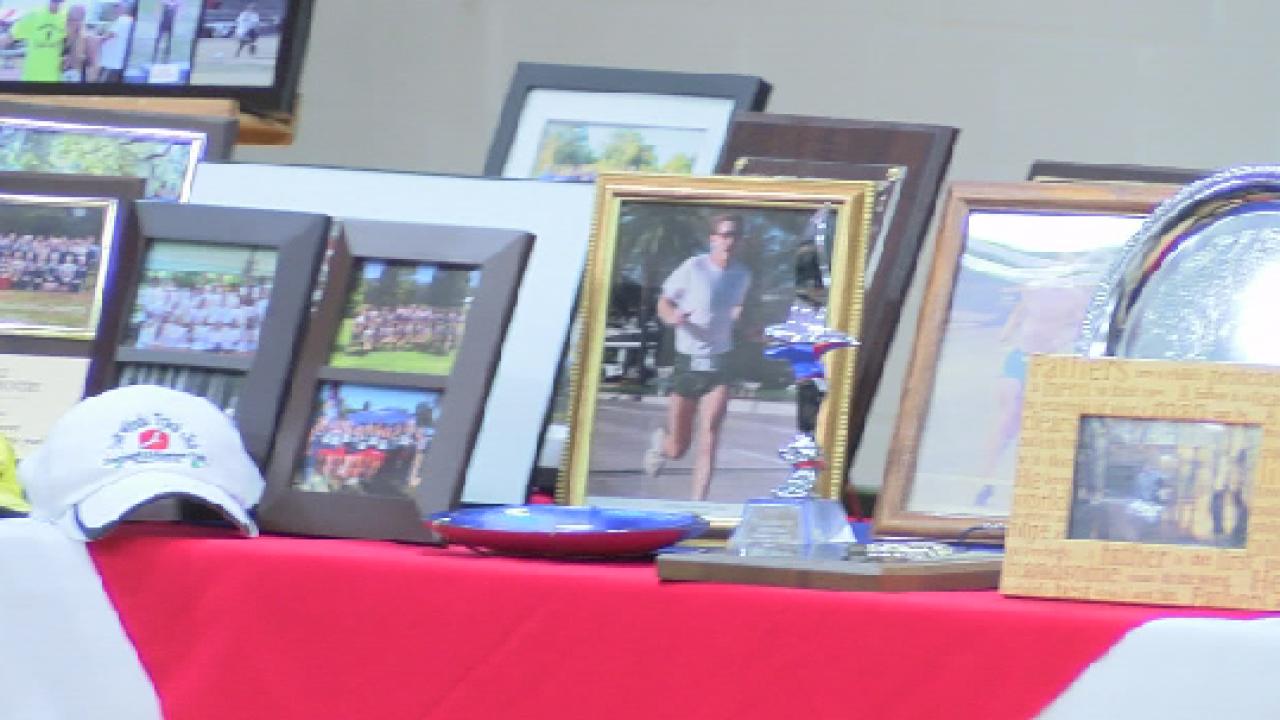 Community remembers fallen track coach, bailiff