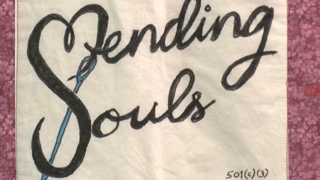 Mending Souls logo