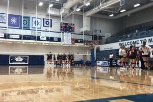 State C volleyball