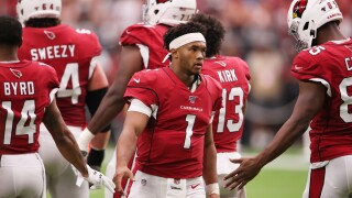 KNXV Kyler Murray Cardinals
