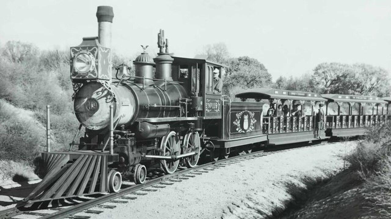 Henry Doorly zoo train turns 50