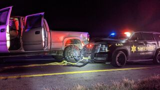 Suspect crashes into Cass County deputy vehicle