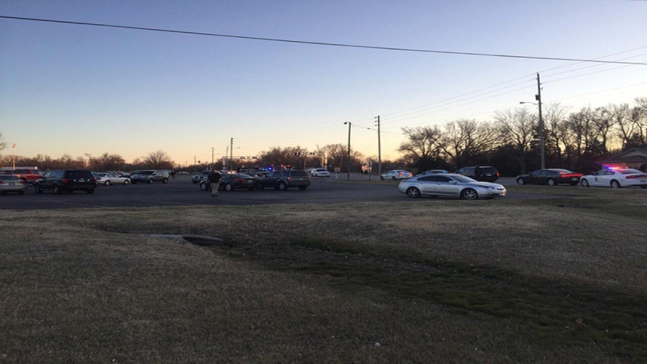 Report: Active shooter at Kansas business