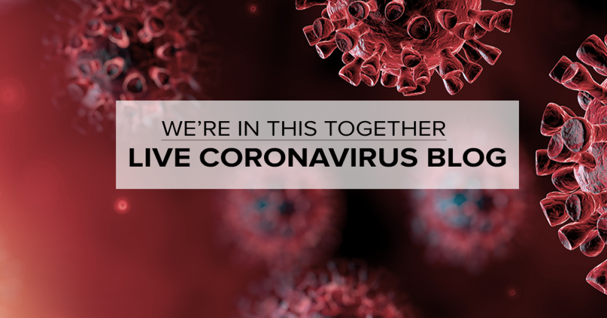 LIVE BLOG: Latest coronavirus updates for Friday, April 10