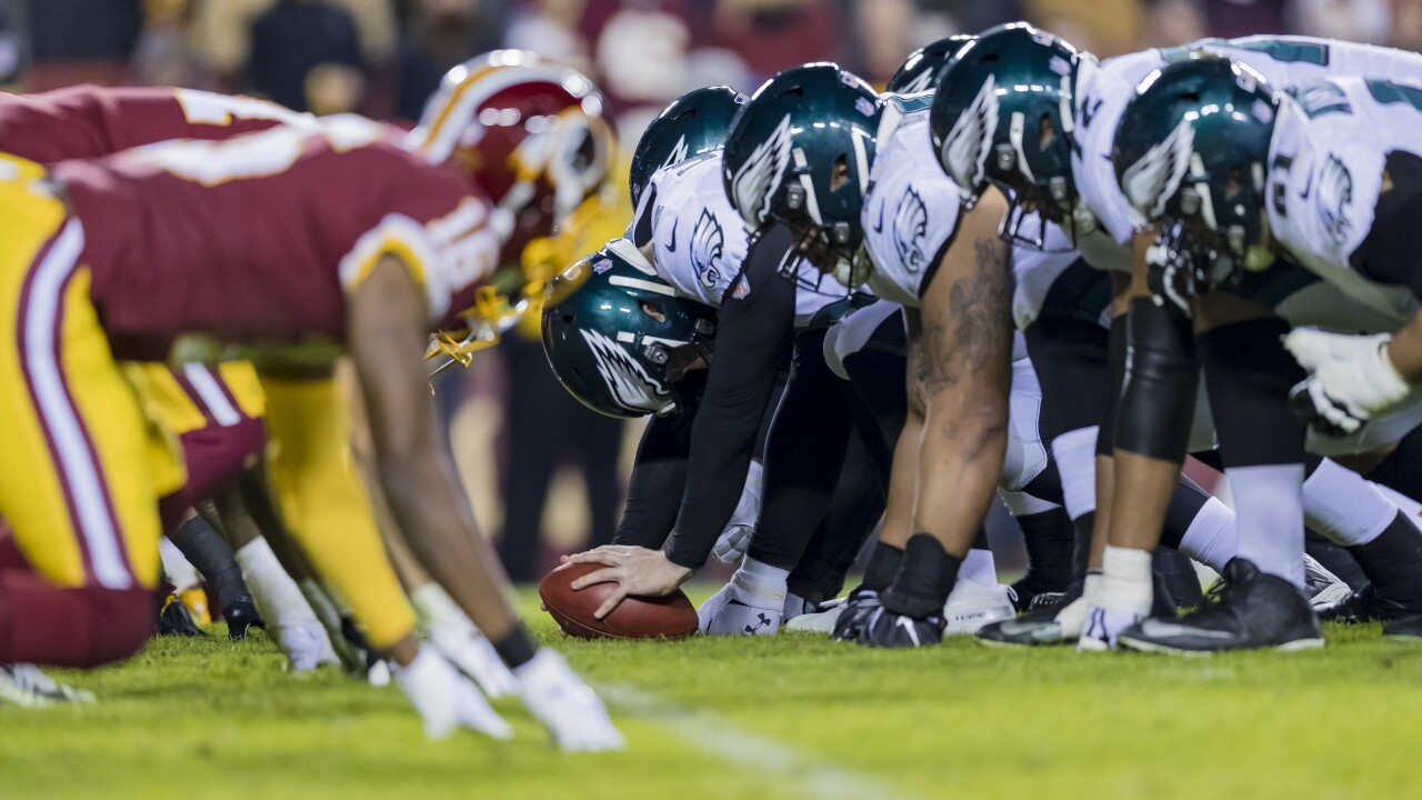 'Skins start season with trip to NFC East rivalEagles