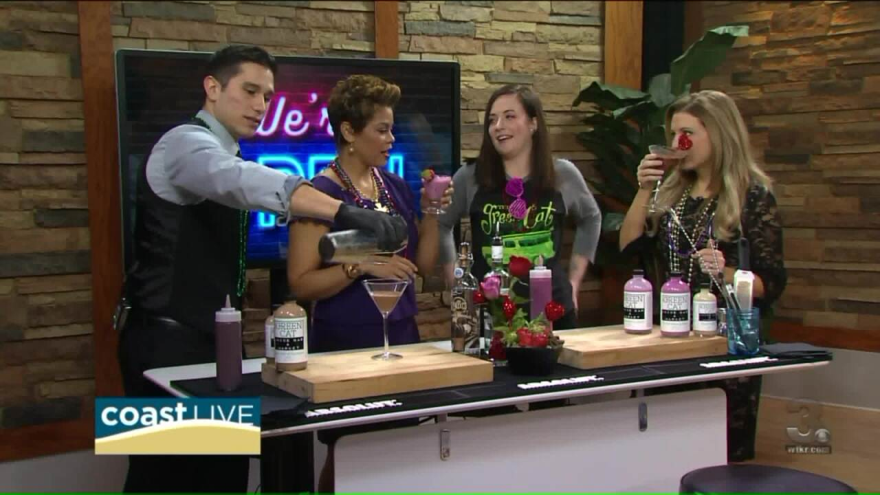 Our version of love potions are cocktails for two on Coast Live