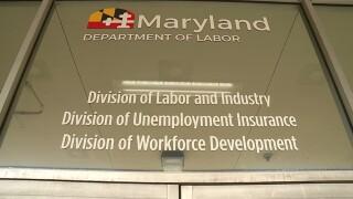 MD unemployment